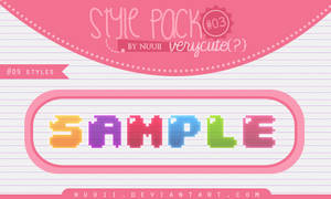 Style.Pack.#03