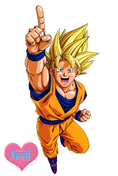 Render #106 - Son Goku [DBZ]
