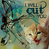 i will cut you by chambodia