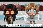 [OPEN 2/2] Angel - Demon | SET PRICE ADOPTABLES by Nissolia