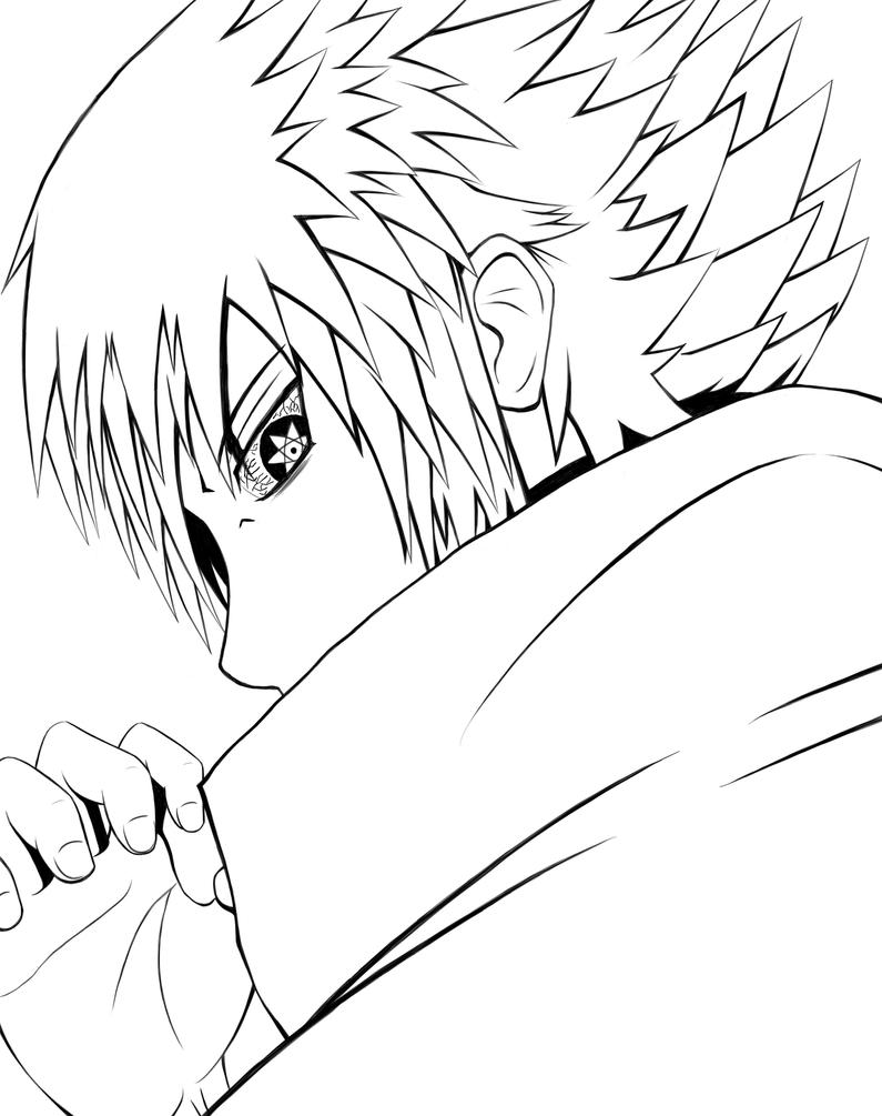 Adult Cute Sasuke Coloring Pages Images cute printable sasuke coloring pages cooloring com images