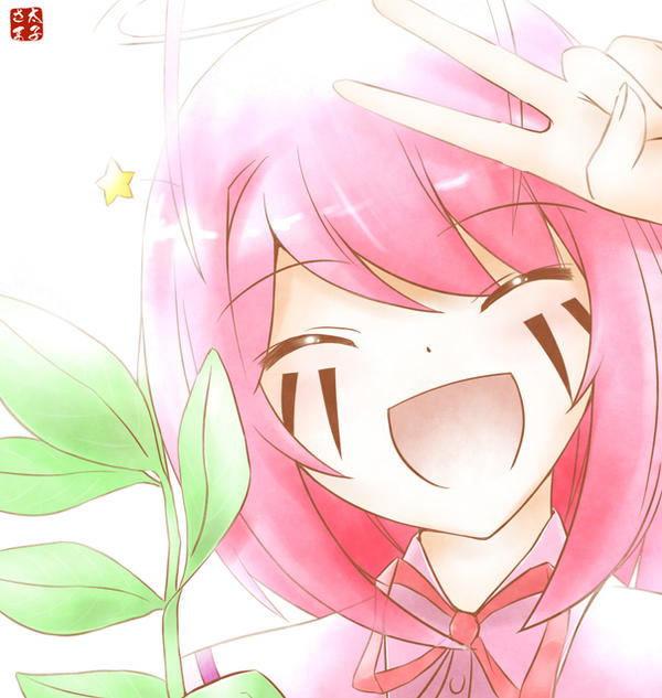 Happy face by beckitach on DeviantArt