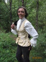 18th century waistcoat by ArgoatAmazone
