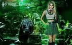 Hermione Granger Slytherin by HeroesInYou
