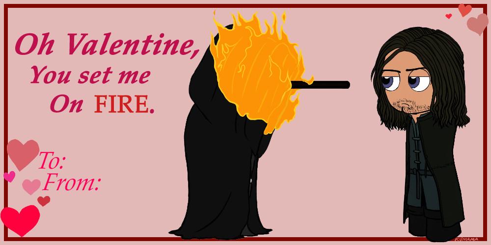 LOTR: A Blaze by Kumama