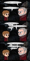 HOBBIT: A Brothers Worry