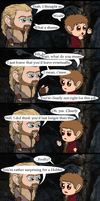 HOBBIT: Encouraging Words