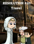 Resolution #10: Travel