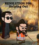 Resolution #09: Helping