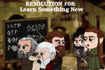 Resolution #08: Learn Something New