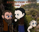 Resolution #07: Clean Up