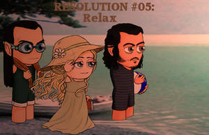 Resolution #05: Relax