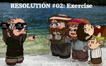Resolution #02: Exercise