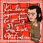 Valentine 2014: Bard
