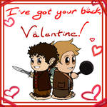 Valentine 2014: Frodo and Sam