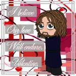 Valentine 2014: Faramir