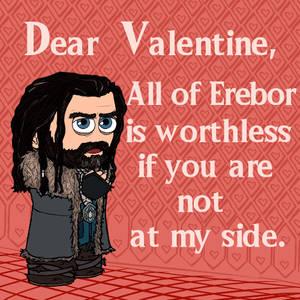 Valentine 2014: Thorin