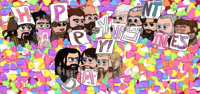 Valentine 2014: Dwarves