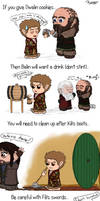 HOBBIT: If You Give