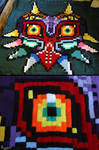 Knitting: Majora's Mask