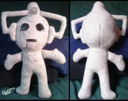 Plush: Cyberman