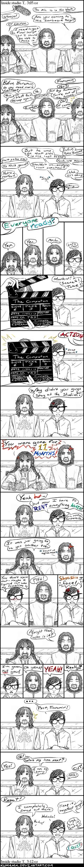 Comic: HOBBIT vs LOTR 6 by Kumama