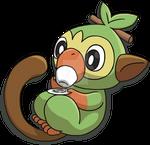 Pokemon: Grookey