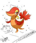 Pokemon: Snivy