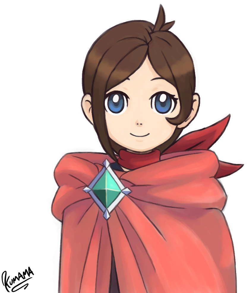 Ace Attorney: Trucy Wright
