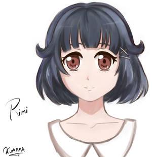 Poppin' Party: Rimi Ushigome 2