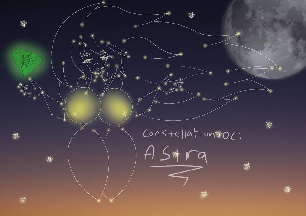 ~New oc: Astra~ by CapnDubstep