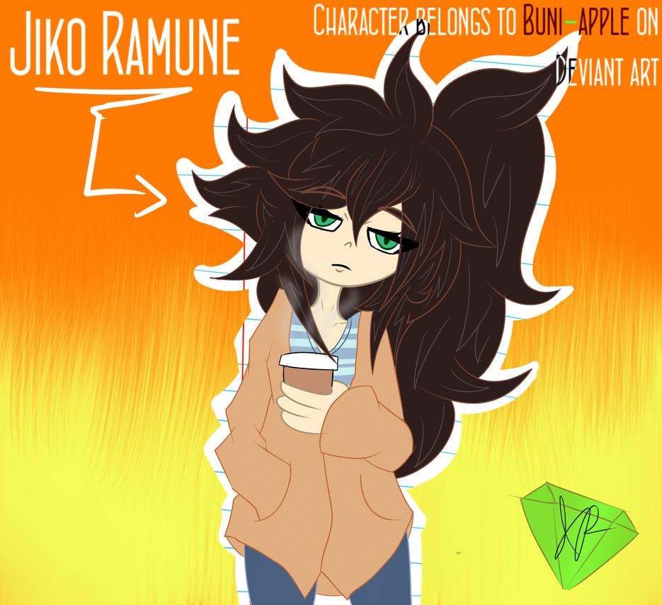 Jiko fan artttttt by CapnDubstep