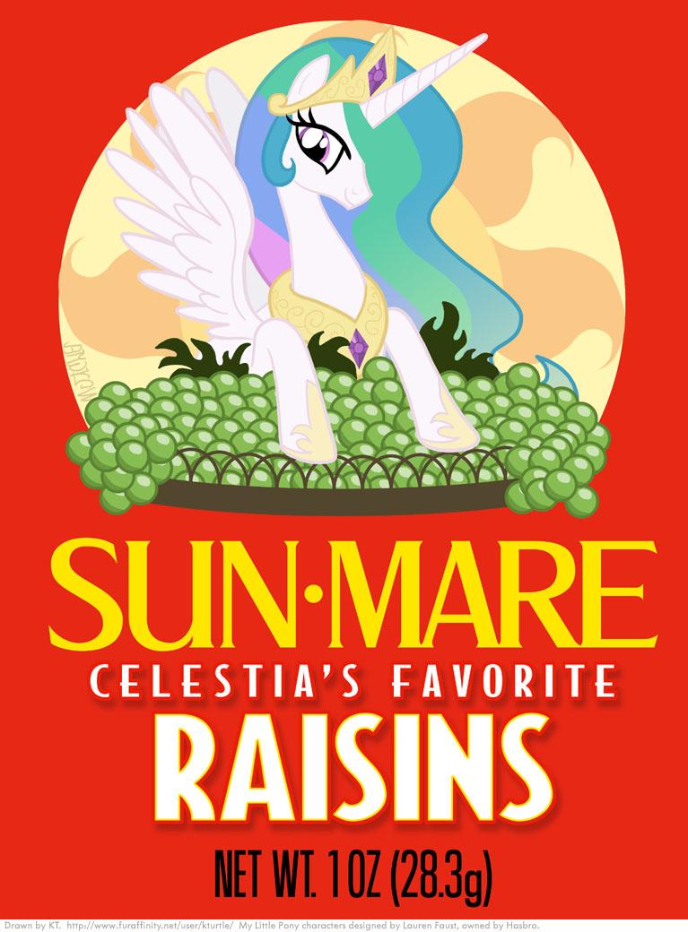 Sun-Mare Raisins by KTurtle