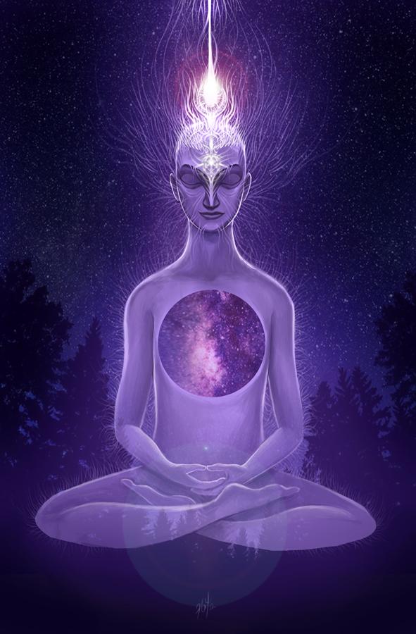 Meditation by Flycan on DeviantArt