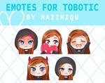 Emotes Commission For Tobotic