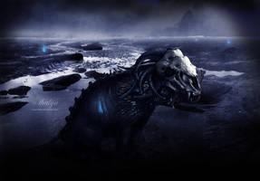 Hellhound by thalija