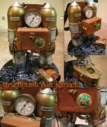 Steampunk Pan Jetpack