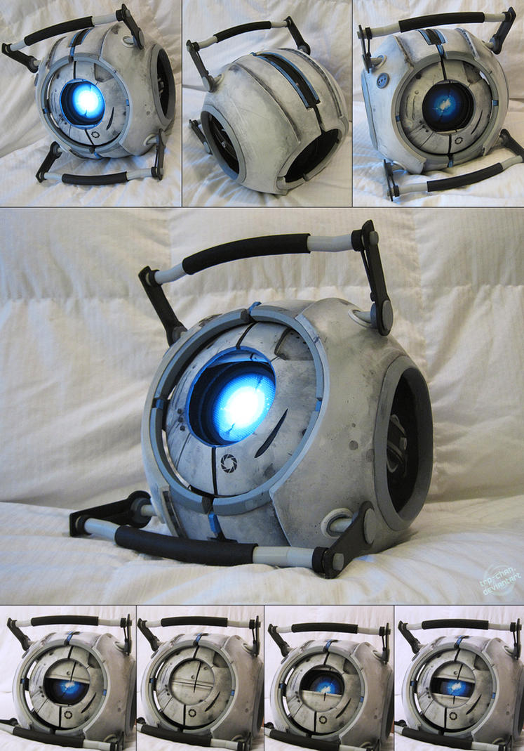 Wheatley Puppet