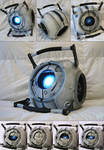 Wheatley Puppet by furinchime