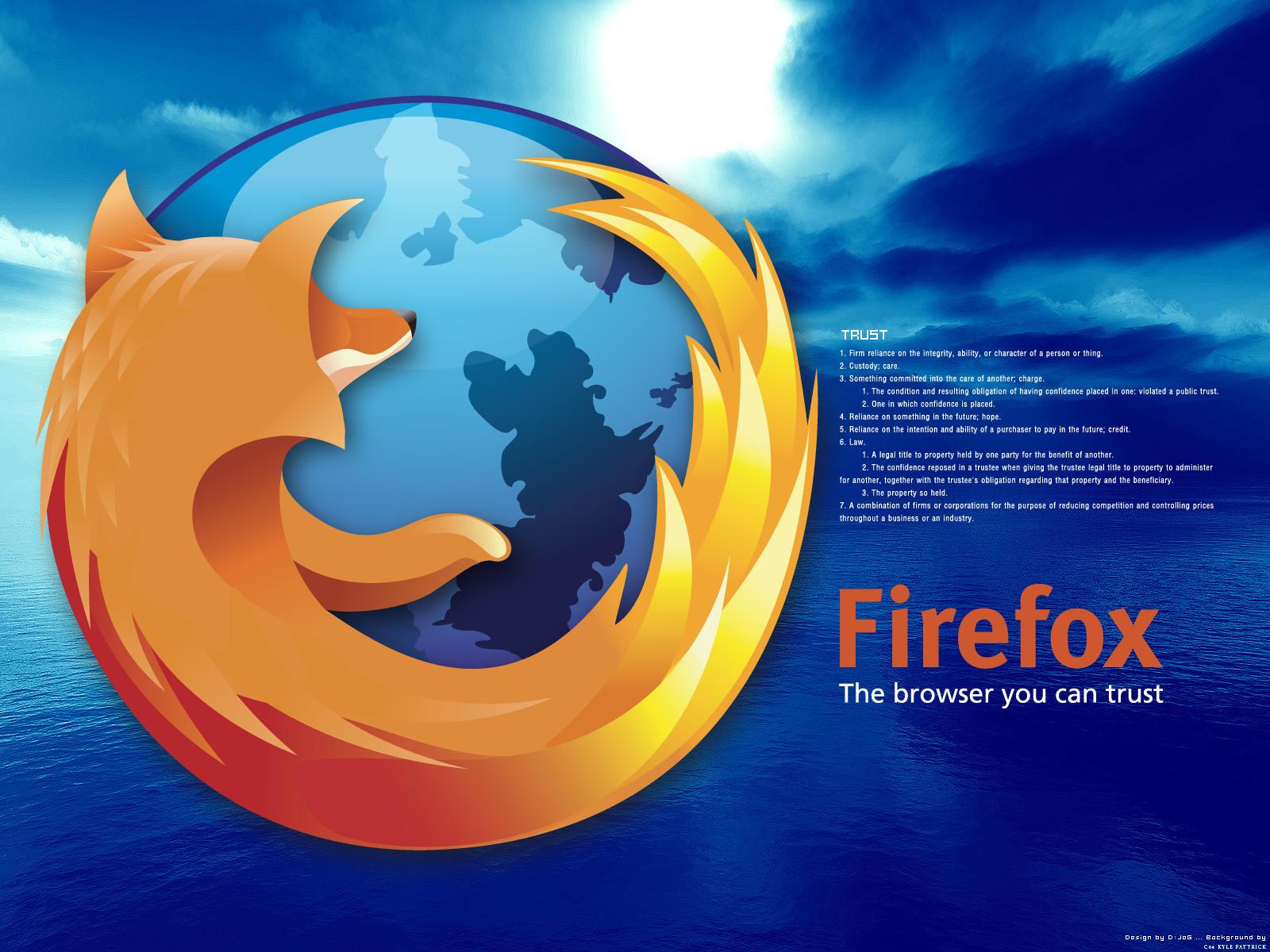 Firefox Trust by djog