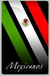 Mexicanos ID by djog