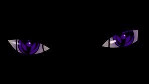 Sharingan Purple Kakashi