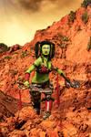 Garona Halforcen - World of Warcraft cosplay