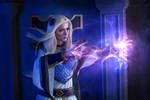 Aegwynn - World of Warcraft cosplay