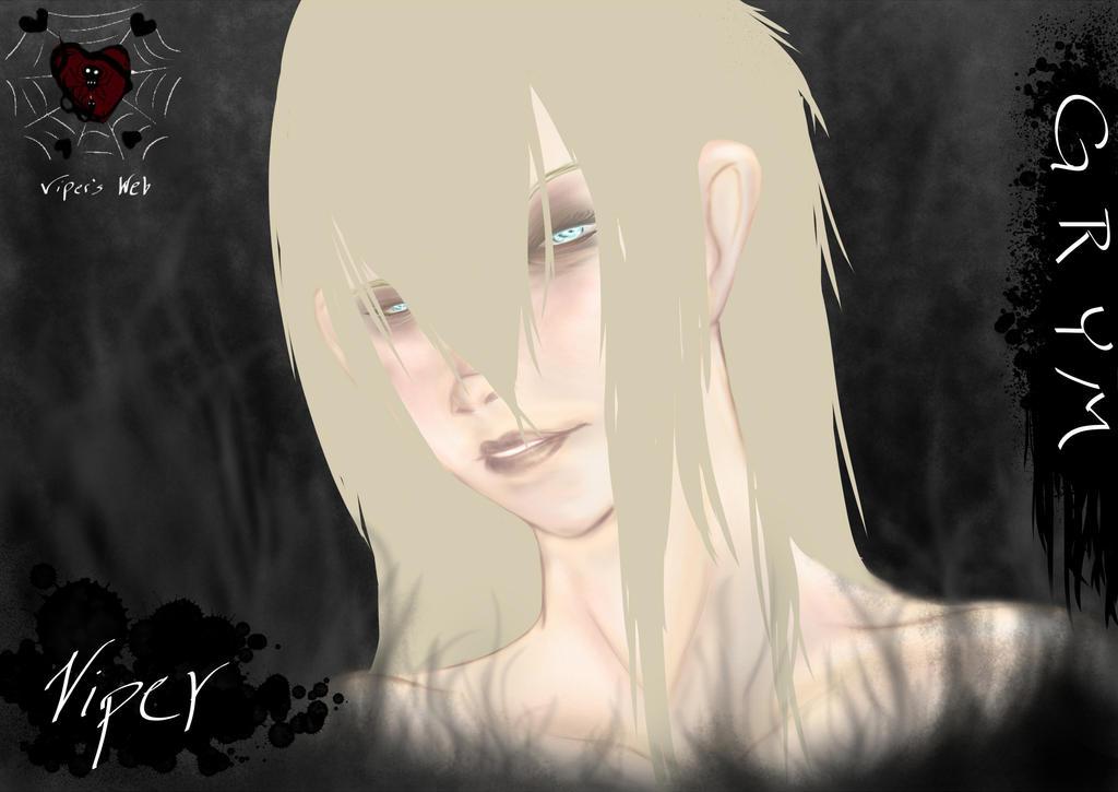 Viper / Tristan . A Nightmare . by GrymRyder