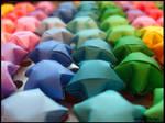 Paper stars 2 by Kit-Kat-Paddy-Wack