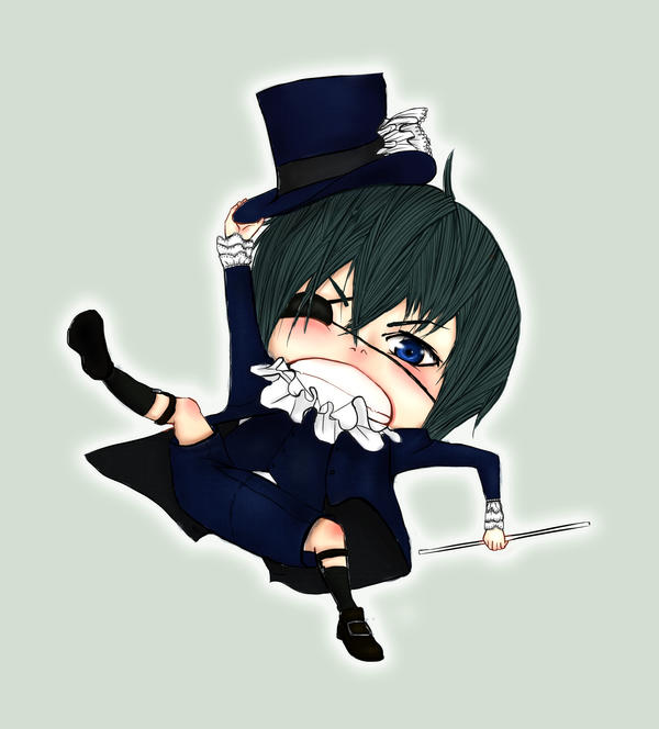 Ciel Phantomhive chibi by Kit-Kat-Paddy-Wack