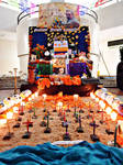 Dia de muertos- Altar 2