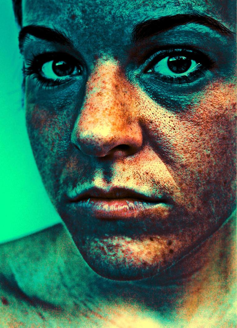 Intense skin by ida-in-thunderland