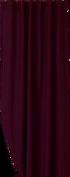 Vorhang-purpur by Menelda